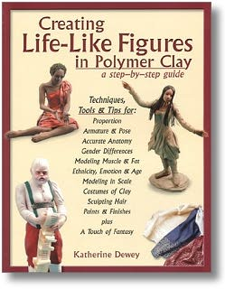 polymer clay central book review creating lifelike